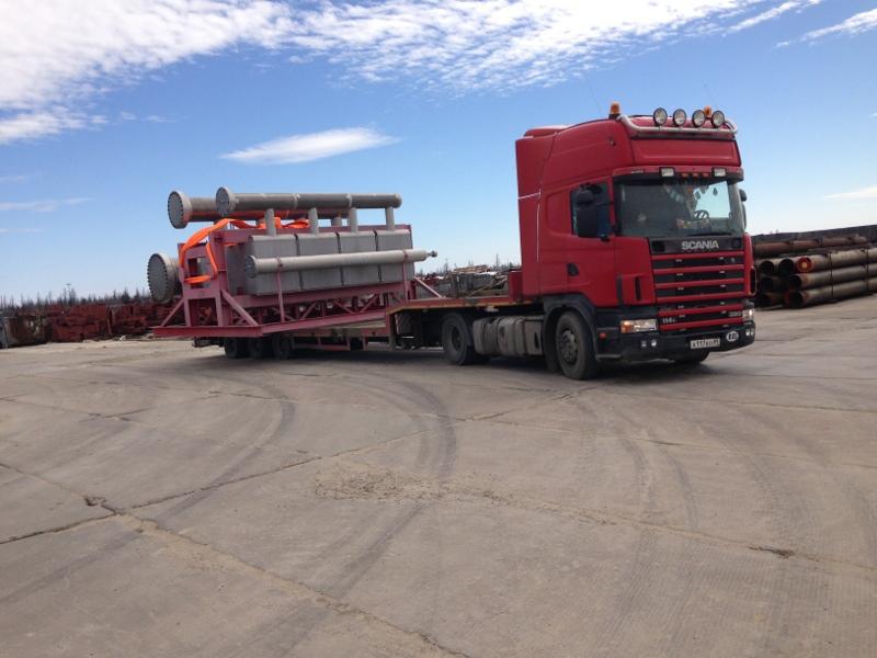 Перевозка нестандартных грузов 1